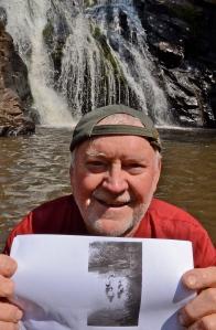 Joe Kidd at Hilly Mill Falls, circa 2014.