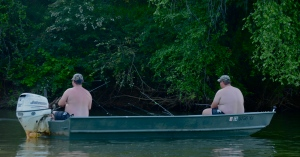 The Chattahoochee in Coweta and Heard counties  is experiencing a revival--and the area's fisherman are on the front pew.