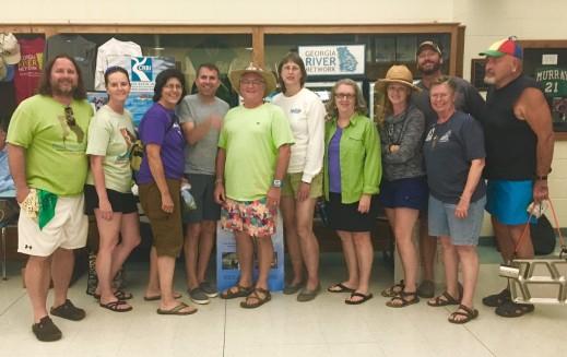 canoeathon winners