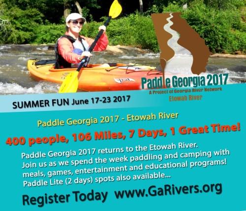 Paddle GA 2017